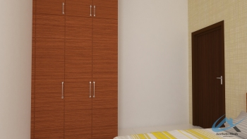 10.Bedroom1_Wardrobe-View