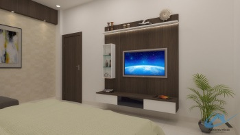 12.Master-Bedroom_Tv-Unit